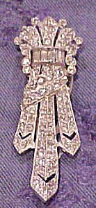 Art deco dress clip (Image1)