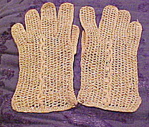 Crocheted gloves (Image1)