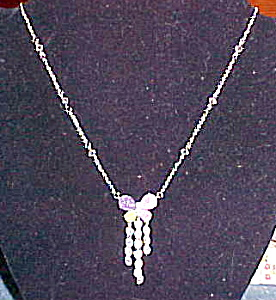 Butterfly necklace (Image1)