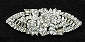 Art Deco brooch (Image1)