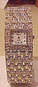 Contemporary rhinestone watch (Image1)