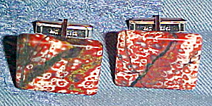 Stone cufflinks (Image1)