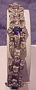 Trifari art deco bracelet (Image1)