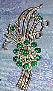 Goldman & Goldman flower brooch (Image1)