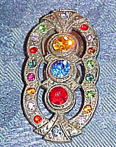 Czechoslovakian dress clip (Image1)
