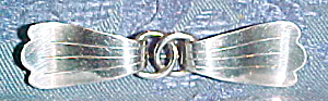 Teka Studio sterling brooch Modernist (Image1)