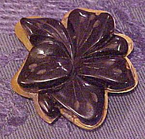 Bakelite dress clip (Image1)