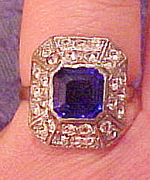 Art Deco ring (Image1)