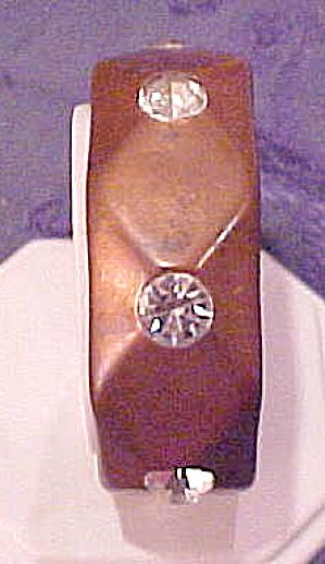Bakelite bangle copper plating (Image1)