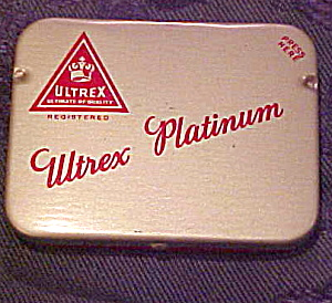 Ultrex Platinum Condom Tin
