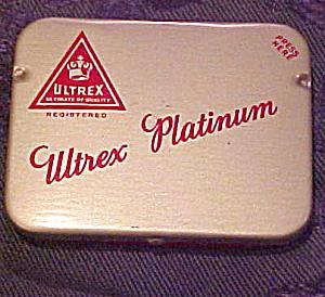 Ultrex Platinum Condom tin (Image1)