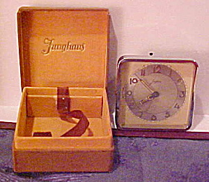 Junghans Deco clock in box (Image1)