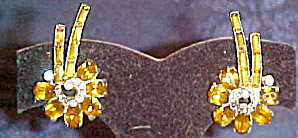 Weisner retro earrings (Image1)