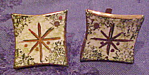 1960s ceramic cufflinks (Image1)
