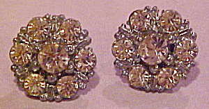 2 rhinestone tie tacks (Image1)