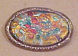 Pin with confetti glass stone (Image1)