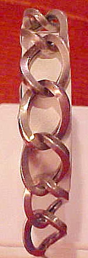 Sterling link bracelet (Image1)