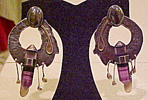 New Age Artist Made earrings (Image1)