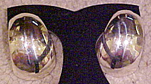 Contemporary sterling earrings (Image1)