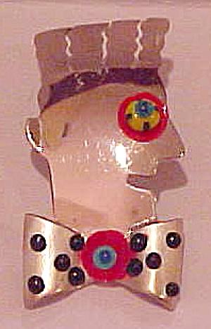1980s punk rocker pin (Image1)