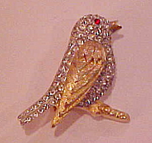 Bellini Bird pin (Image1)