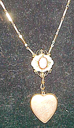 Watchchain and cameo necklace (Image1)