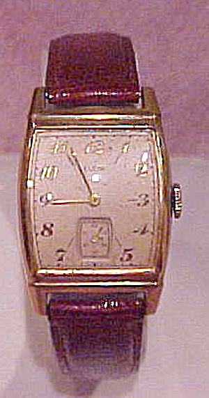 Elgin Man's Watch