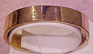 JFSS gold filled bangle (Image1)