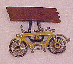 Bicycle built for 2 pin (Image1)
