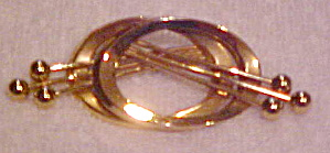 1940s retro brooch (Image1)