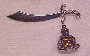 Korda Thief of Bagdad pin (Image1)