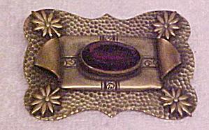 Art Nouveau sash pin (Image1)