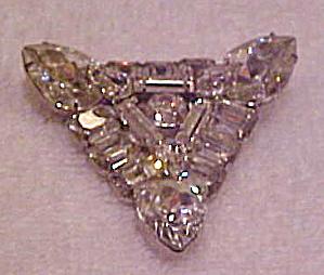 Sparkling rhinestone pin (Image1)