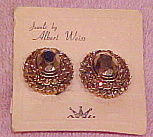Jewels by Albert Weiss Earrings (Image1)