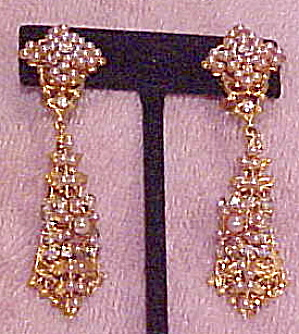 Stanley Hagler N.Y.C. earrings (Image1)