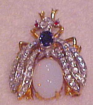 Calvaire Bug Brooch (Image1)
