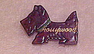 Scottie Dog pin Hollywood (Image1)