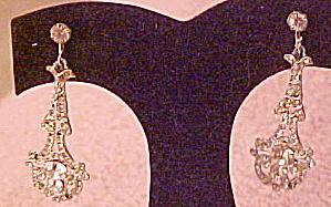 Art Deco revival earrings (Image1)