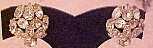Eisenberg Ice rhinestone earrings (Image1)