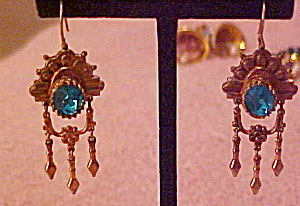 Victorian revival earrings (Image1)