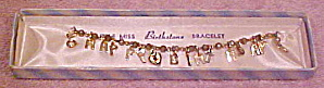 Little Miss Birthstone bracelet (Image1)