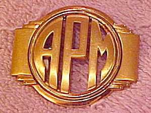 APM Monocraft pin (Image1)