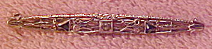 Edwardian bar pin (Image1)