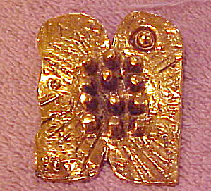 Dan Karavum commandment pin (Image1)