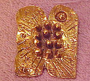 Dan Karavum commandment pin (Image1)