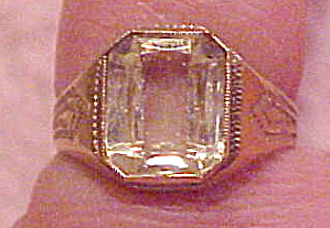 10k ring with citrine (Image1)