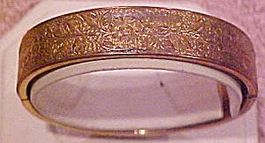BB Co. Gold filled bangle (Image1)