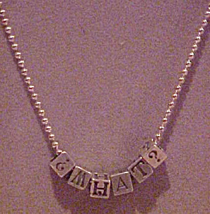 Contemporary what? necklace (Image1)
