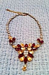 Husar D. Rhinestone Necklace (Image1)