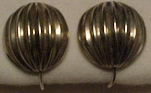 Sterling silver earrings (Image1)